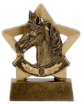 Horsehead Mini Star Trophy